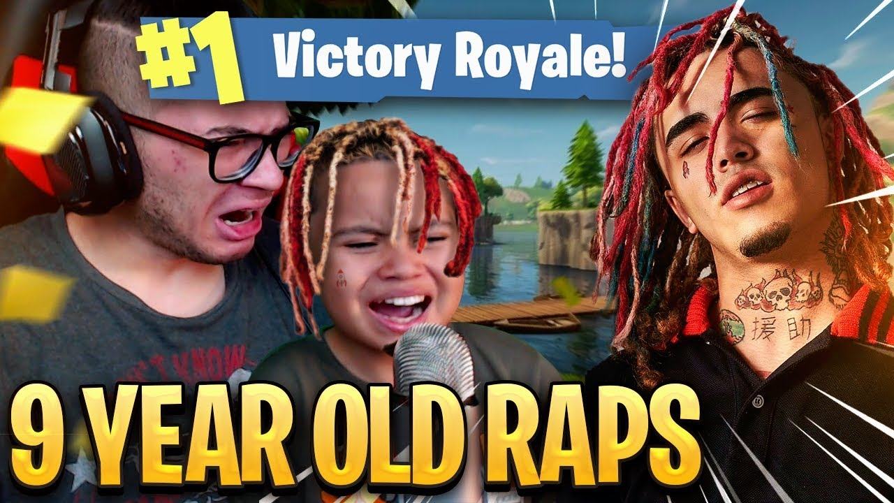Fortnite Kid Rap | Generador De Pavos Online Para Fortnite