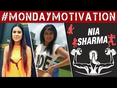 List of Nia Sharma's Without Makeup Photos