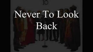 The Stranglers Never To Look Back  (with Lyrics) From the Album 10