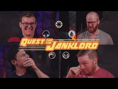 QUEST FOR THE JANKLORD Episode 3 | Jank EDH Commander Gameplay