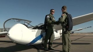 Last Flights of Air Force Academy TG-10 Glider Trainers