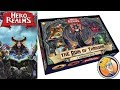 Hero Realms: The Ruin of Thandar Campaign Deck — game preview at Origins Game Fair 2017