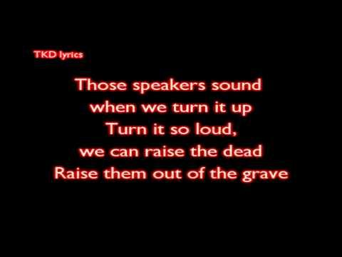 Turn It Up - Usher Ft. Ciara (Lyrics) [HD]