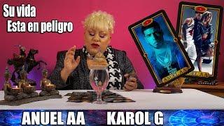ANUEL AA EN PELIGRO Y RUPTURA CON KAROL G