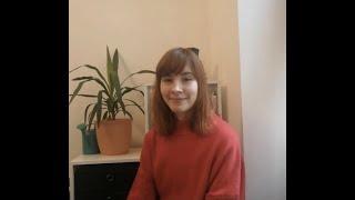 Lisa Obereder als jüngste Künstlerin am Lienzer Kunstadventkalender 2020