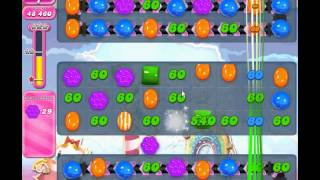 Candy Crush Saga level 883 (3 star, No boosters)