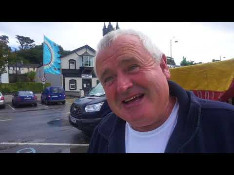 Ronan Kelly's Ireland:  The Two Wise Men at Bantry's Friday Market