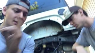 Rebuilding A Wrecked Car JEEP RUBICON (Part 2)