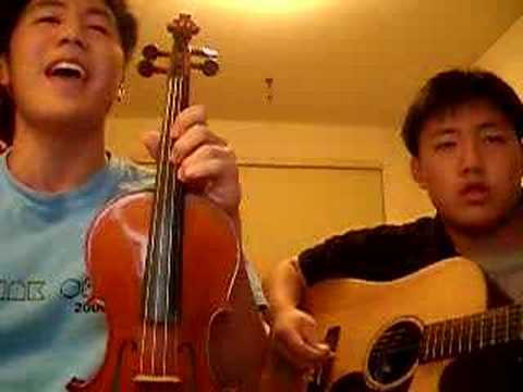 What Hurts The Most Cover Fred and Alex Choe