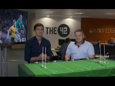 The42 Rugby Show: Eddie O'Sullivan on Ireland's defeat of Australia