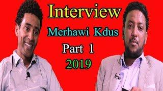 Interview with Eritrean cyclist merhawi kdus Part 1 - RBL TV Entertainment