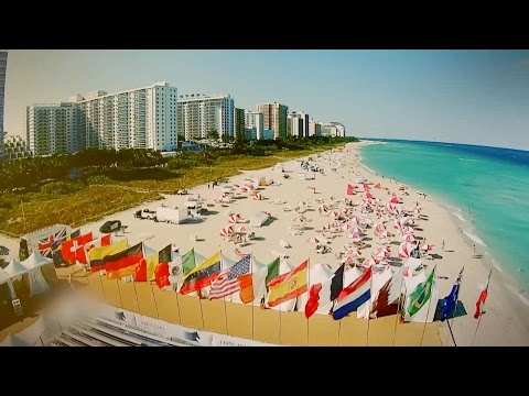 LGCT Miami Beach Postcard
