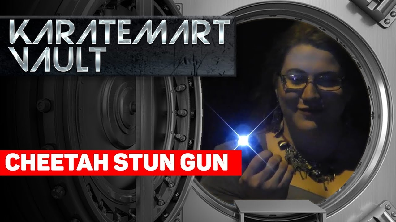 Cheetah Stun Gun Product Demonstration Karatemartcom Youtube Xrep A Combination Of Taser And Shotgun
