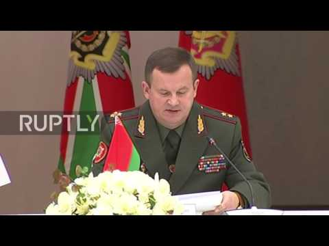Belarus: US is undermining 'strategic stability' - Russian Defence Minister Shoigu