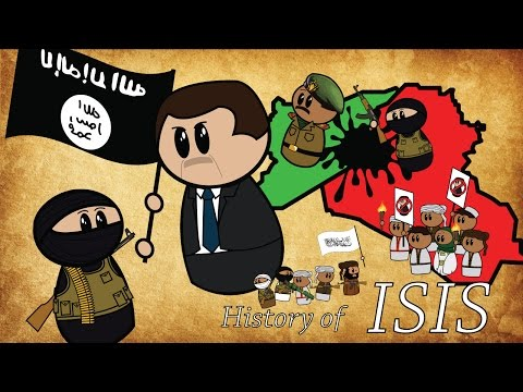 The Animated History of ISIS