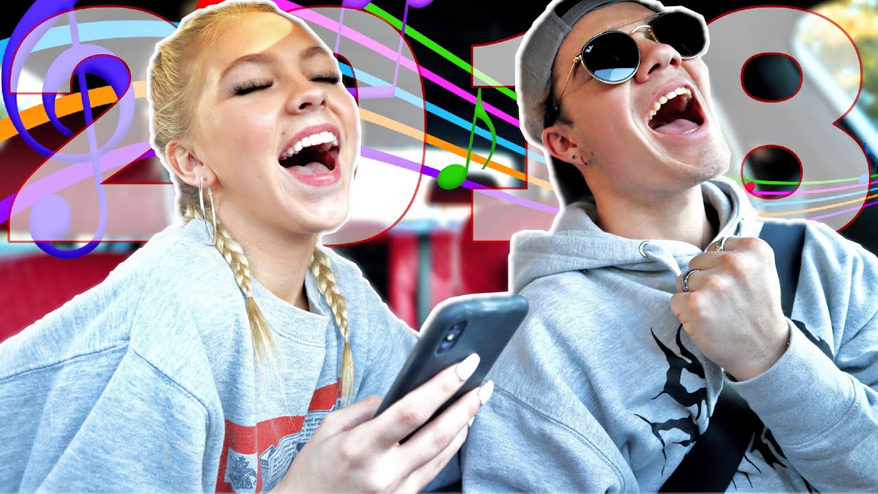 driving with jordyn and jordan 2018 music playlist youtube