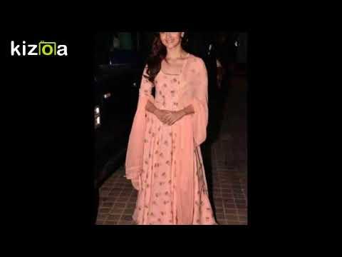Alia-the show stopper-dresses