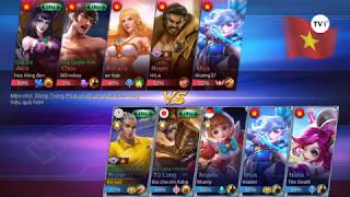 Play Mobile Legends for 1 hour 30 minutes with TVT