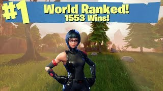 READ THE DESCRIPTION - #1 World Ranked - 1565 Solo Wins - Sponsor Goal 747/800