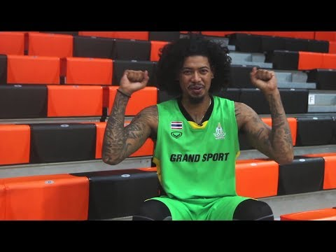 Tyler Lamb ready to lead Thailand National Team to SEA Games 2017 Full Interview