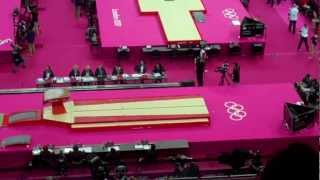 Gabrielle Douglas - VT Women's Olympic Team Final London 2012