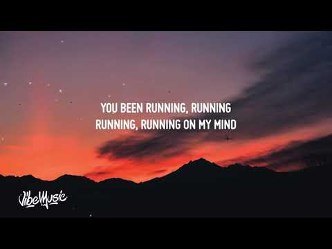 Ali Gate _ running on my mind (lyrics)