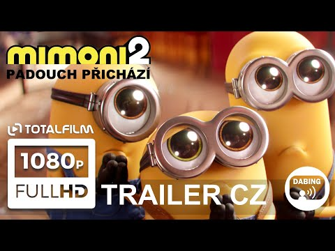 Mimoni 2: Padouch přichází (2020) CZ dabing HD trailer