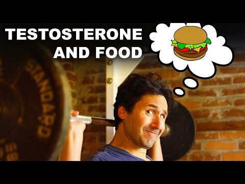 On diet and testosterone — new research