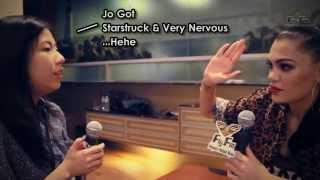 Jessie J Wants Some Nasi Lemak - Fly Fm Interview
