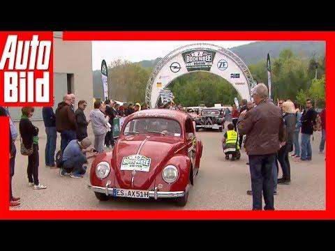 Rallye Highlights Der Bodensee Klassik 2018 Youtube
