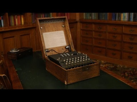 How a Nazi Enigma machine works (and how to break its code)