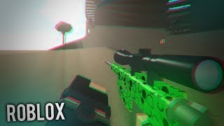 THE DREAM INTERVENTION IN ROBLOX PHANTOM FORCES...