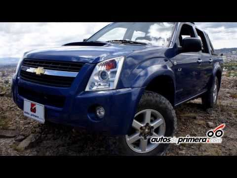 Chevrolet 4x4 D-Max Luv Off Road Experience