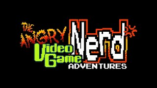 Title Screen - Angry Video Game Nerd Adventures