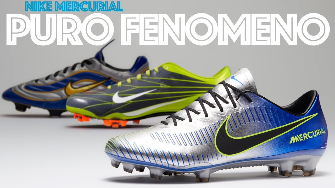 c30bcae0bce Nike Mercurial Puro Fenomeno... Ronaldo y Neymar en un zapato - YouTube