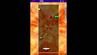 Arkanoid DS for the Nintendo DS Gameplay Sample