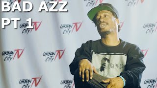 Bad Azz: Intro into Hip Hop, Snoop Dogg, Influences, Dove Shack, Vince Staples (Part 1 of 5)