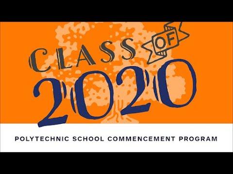 Polytechnic School Commencement Program