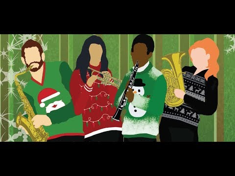 The Boston College Bands Presents: A Christmas Festival 2017