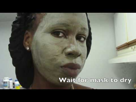 Nunu's Look - Organic Green Clay Face Mask