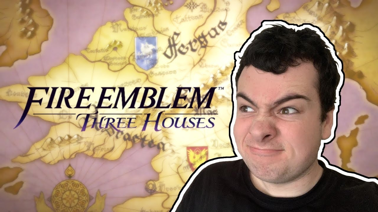 I Tried Playing Fire Emblem Three Houses Spoilers
