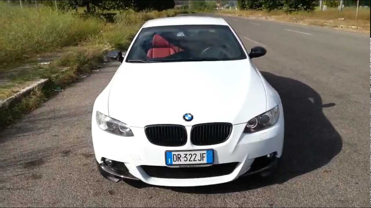 Bmw Coup 233 E92 325i 3000cc Benzina Msport Full Optional