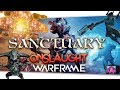 """🔴 Warframe """"Sanctuary Onslaught"""" New Survival Mode 