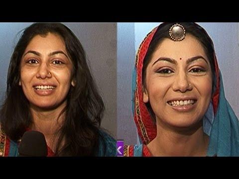 Make up Transformation: Sriti to Ganga of 'Balika Vadhu'