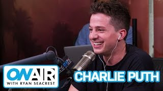 charlie puth reveals layers of new single attention on air with ryan seacrest