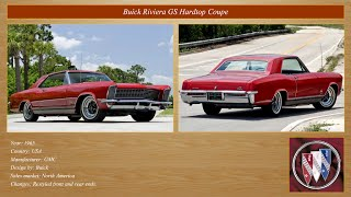 Classic Cars Collection: Buick 1961-1965