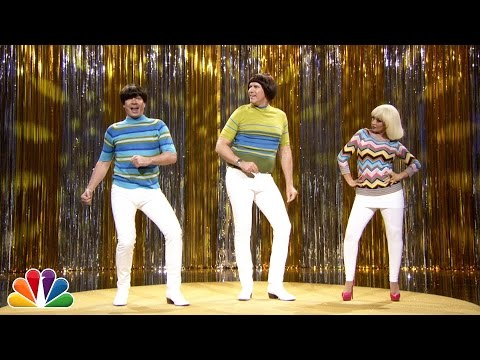 """Tight Pants"" with Jimmy Fallon, Will Ferrell & Christina Aguilera"