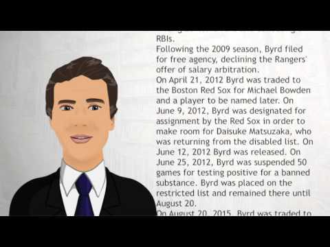 Marlon Byrd - Wiki Videos