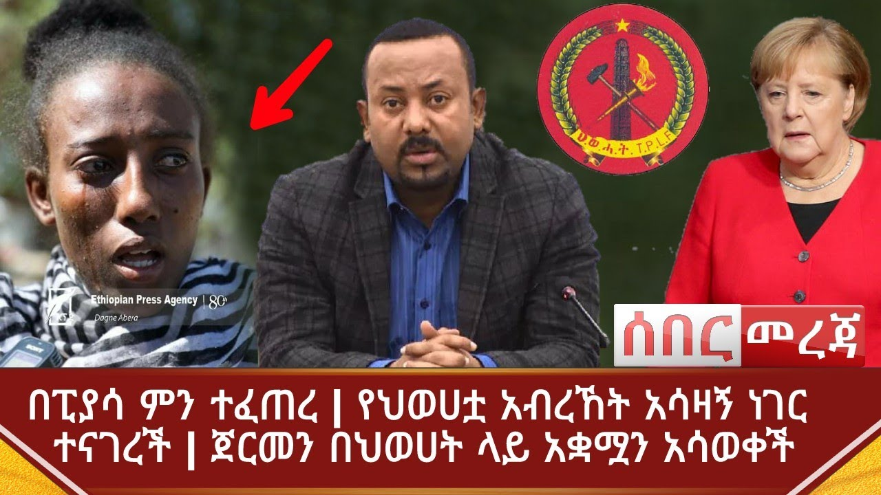 Germany announced its stance on TPLF