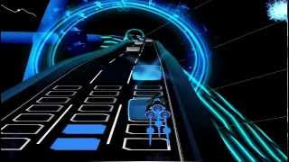 Im Blue | hard remix | AudioSurf